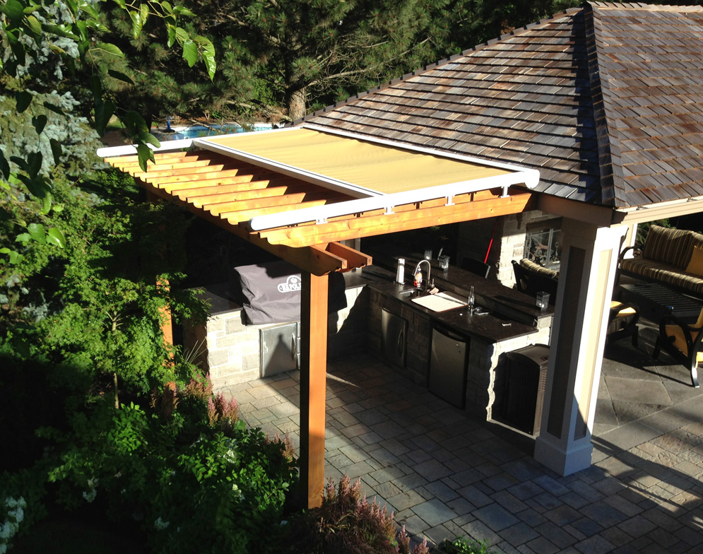 Residential Awnings Amp Canopies Toronto Mississauga