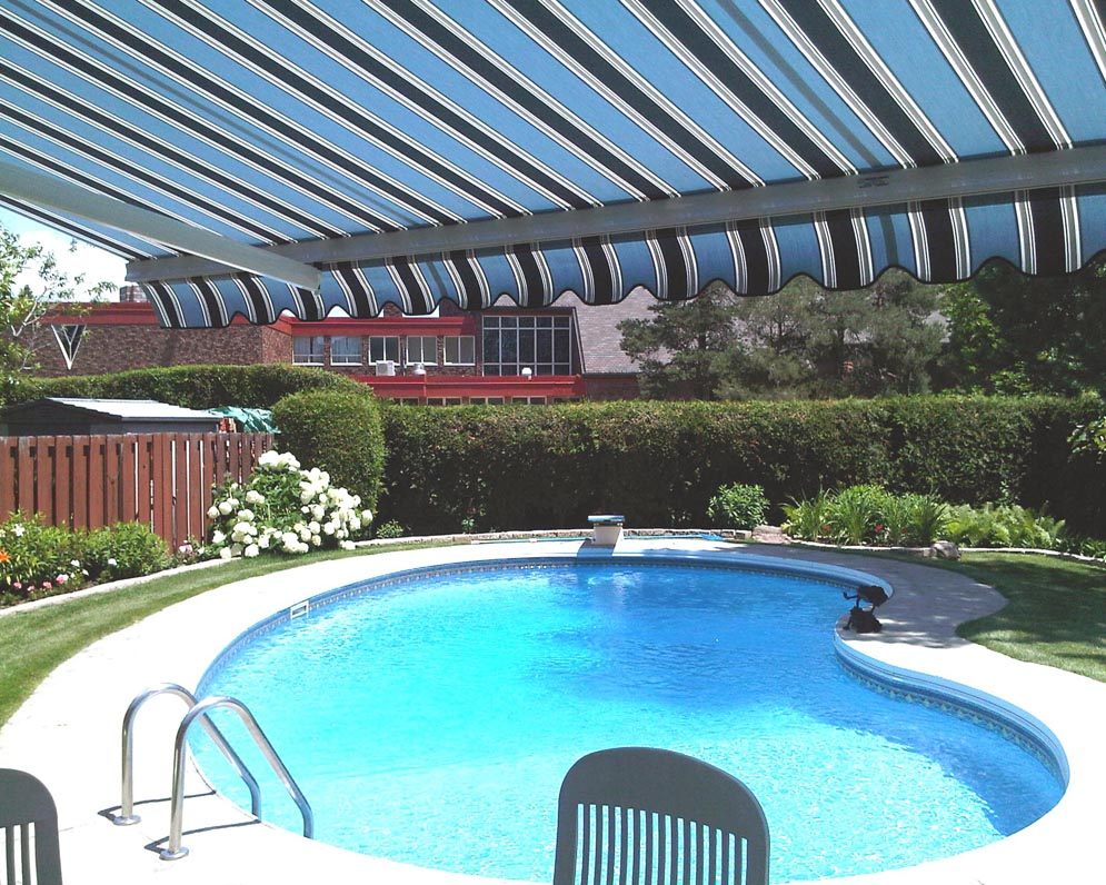 Residential Awnings & Canopies | Toronto, Mississauga ...