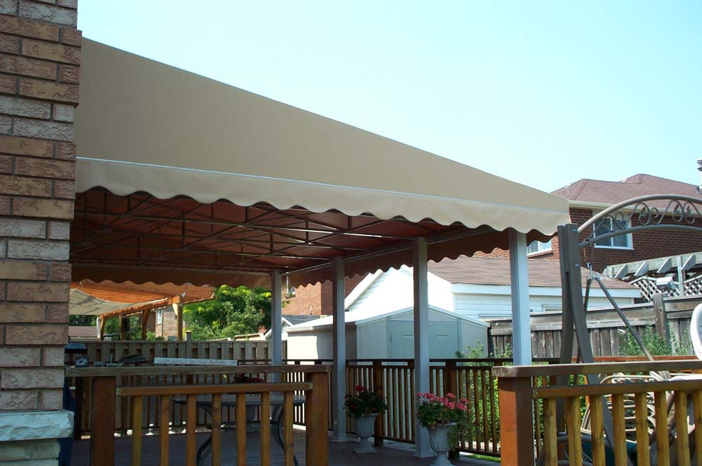 Residential Awnings Amp Canopies Gallery Toronto
