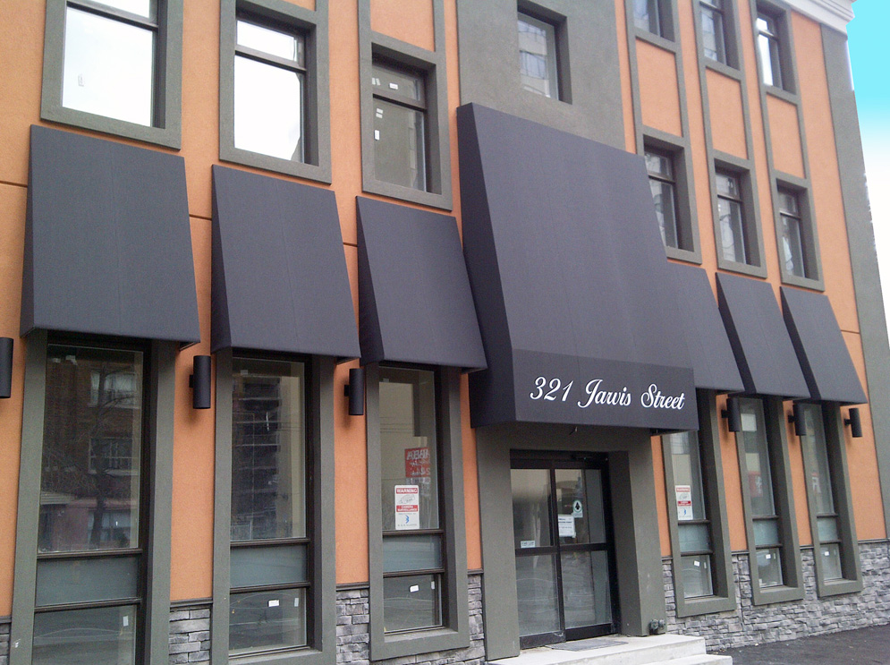 Commercial Awning Gallery Toronto Mississauga