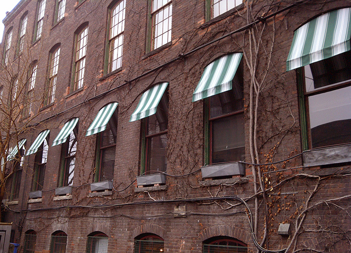 Omnimark Awnings - Traditional Window Awnings