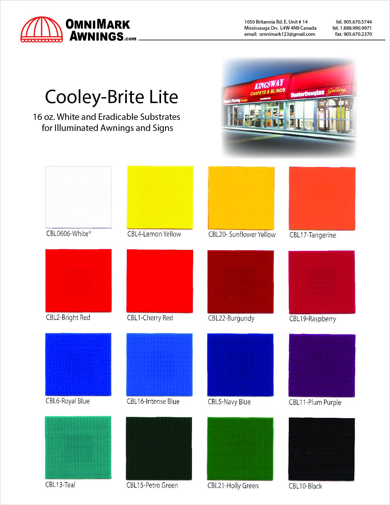 CooleyBriteLite