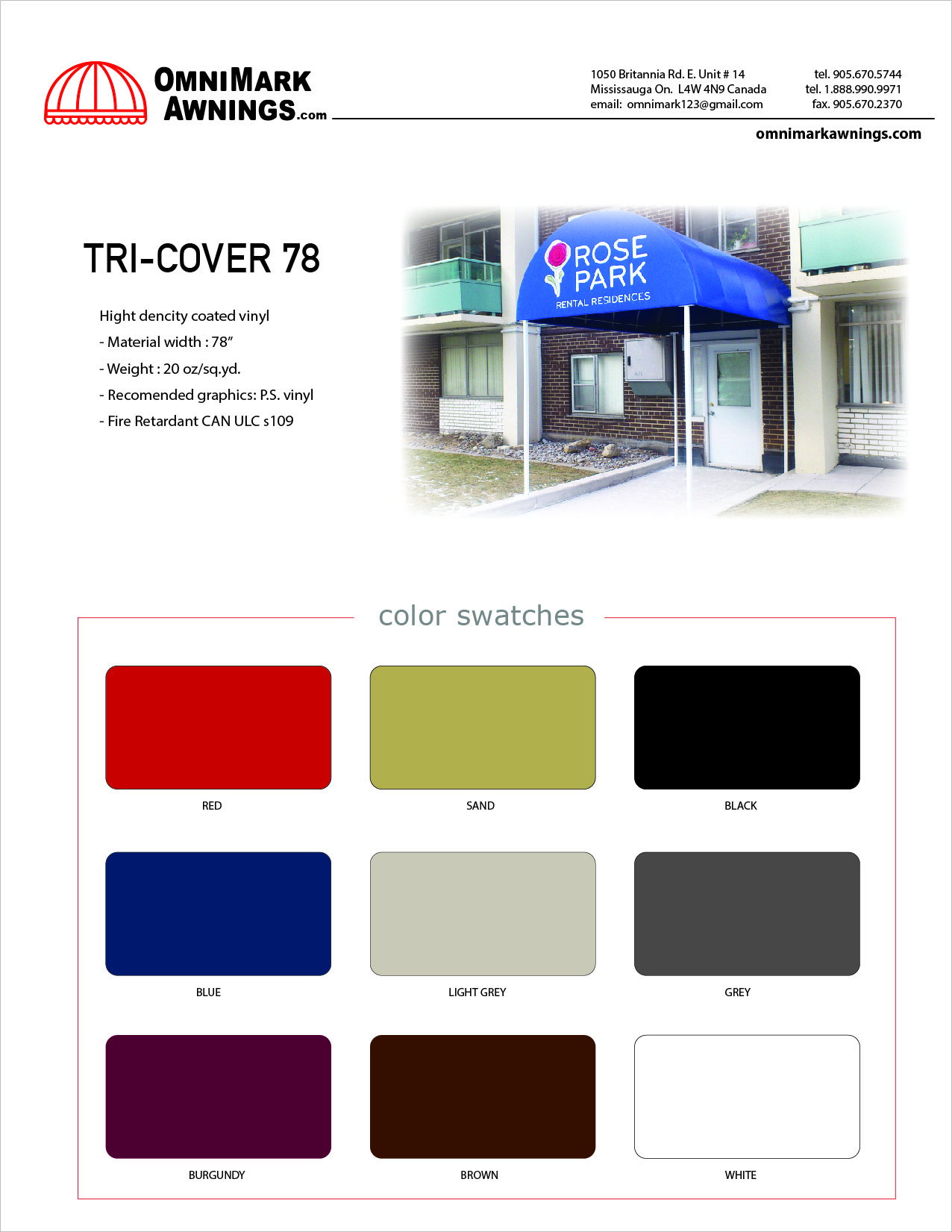 TriCover